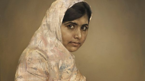 'Girl Reading (Malala Yousafzai)'