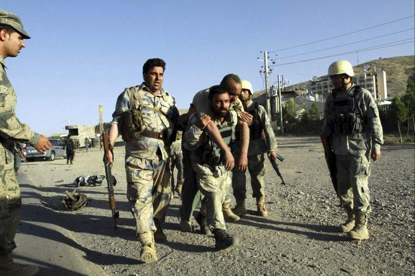 Atentado en Herat