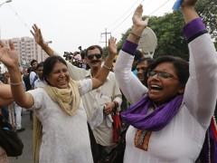 India sentencia a muerte a los violadores de una niña de ocho años