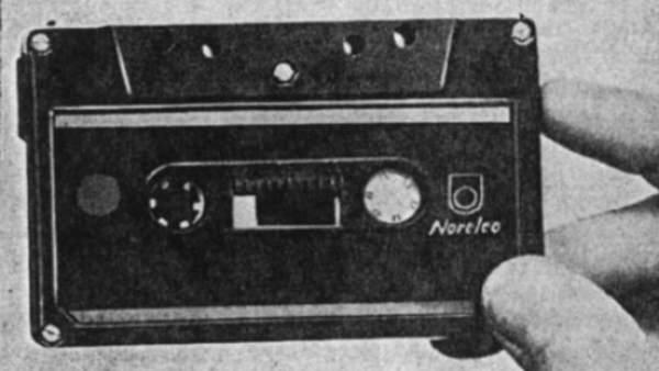 Sony crea una casete que puede llegar a almacenar hasta 60 millones de canciones