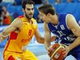 Calderón en el Eurobasket 2013