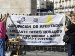 Bebés robados en la Puerta del Sol
