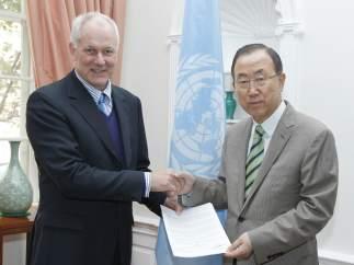 Inorme de la ONU sobre armas químicas en Siria