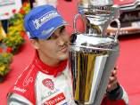 El piloto de rallies Dani Sordo