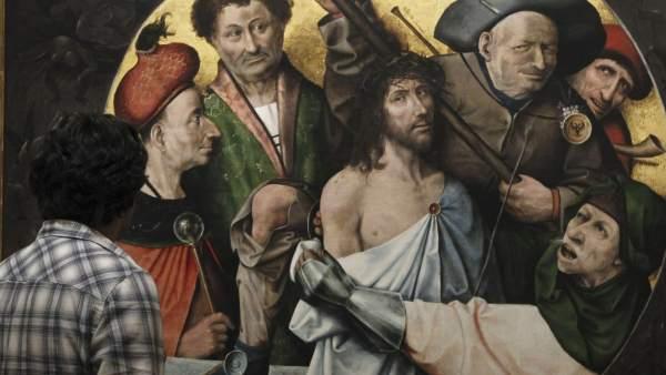"""""""Cristo coronado de espinas"""""""