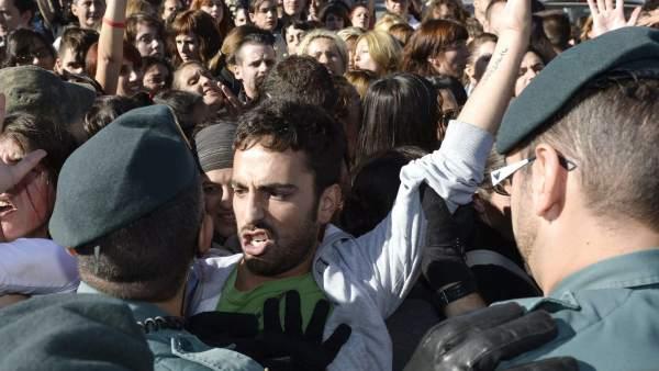 """""""No es cultura, es tortura"""""""