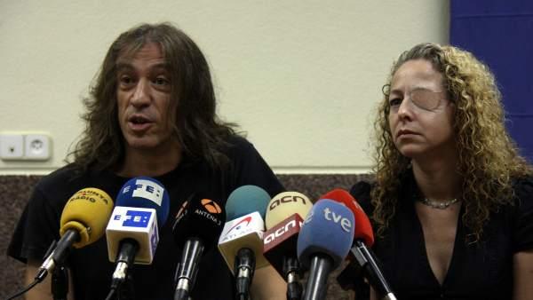 Gerard y Ester Quintana
