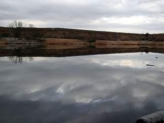 'Laguna del aceite'
