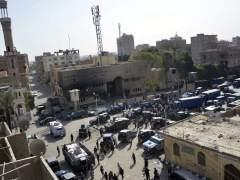 Veinte condenados a muerte en Egipto por el ataque a una comisaría