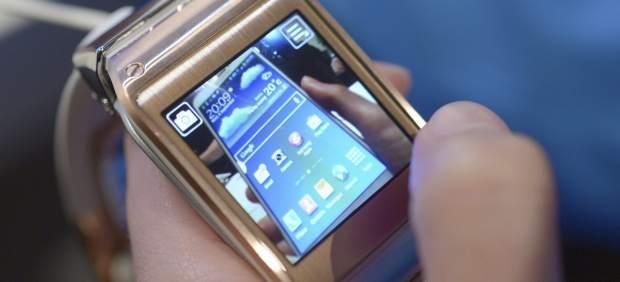 Galaxy Gear: un reloj 'inteligente', pero limitado