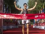 Javier Gómez Noya gana el  Beijing International Triathlon