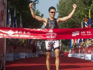 Javier Gómez Noya gana el  Beijing International Triathlon