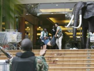 Ataque a un centro comercial en Nairobi