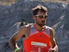Luis Alberto Hernando, en la Cavalls del Vent 2013