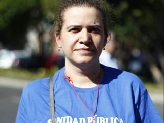 Ángeles Cabello, 35 años