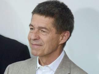 Joachim Sauer, marido de Angela Merkel