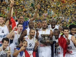 Campeón del Eurobasket