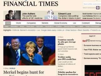 'Financial Times' (Reino Unido)