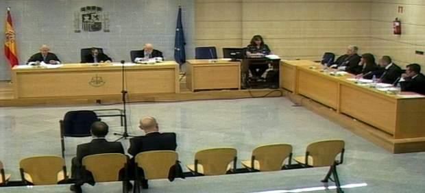 Imagen del juicio del 'caso Faisán'
