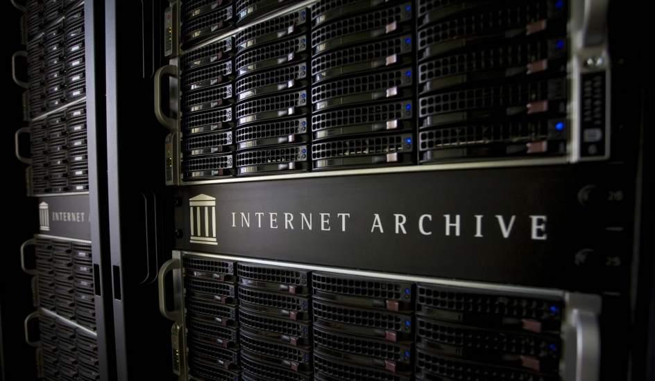 Internet Archive: la biblioteca de Alejandría del siglo XXI