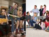 'The Big Bang Theory' y 'Modern Family'
