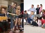 'The Big Bang Theory' y 'Modern Family'
