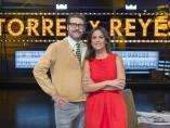 Mara Torres y Joaquín Reyes