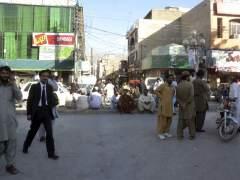 Al menos 9 muertos y 30 heridos en un ataque a una iglesia metodista en Pakistán