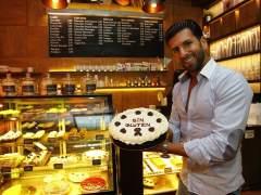 Santi Godfrid, dueño de Celicioso, especializado en comida para celíacos.