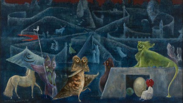 'Ulu's Pants', 1952