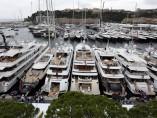 Show de yates en Mónaco