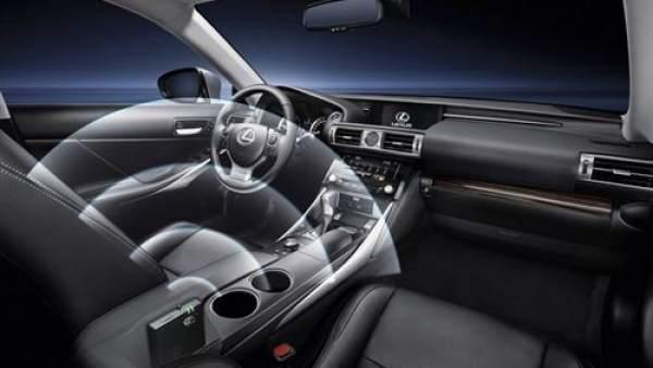 Lexus incorpora una red Wifi a su gama IS y da una vuelta de tuerca a la conectividad en sus coches