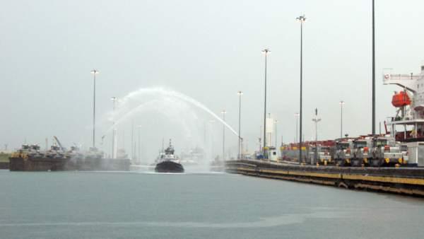 Centenario del Canal de Panamá