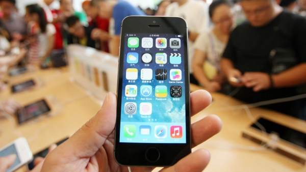 Los usuarios de iPhone5 no pueden conectarse con el 4G de Movistar