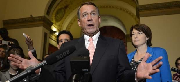 John Boehner explica la postura republicana (EFE)