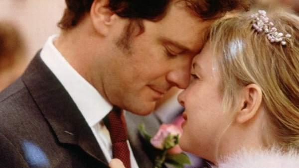 Bridget Jones y Mark Darcy