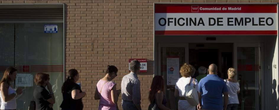 Espaa tiene la tasa de paro ms elevada de la ocde en el for Oficina de empleo madrid