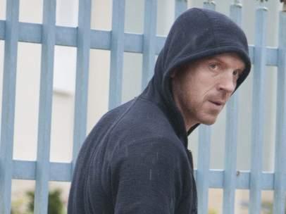 El oficial Nicholas Brody (Damian Lewis) en Homeland