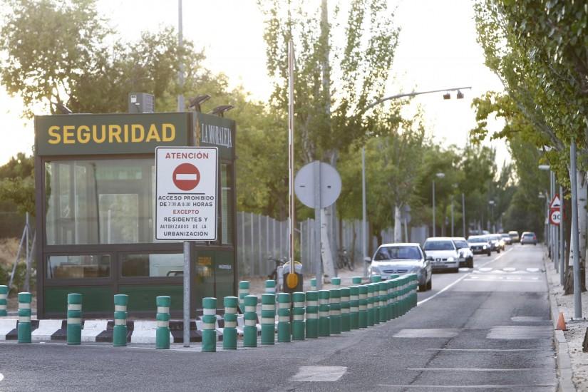 Alcobendas multar con 80 euros a los que crucen la - Urbanizacion la moraleja ...