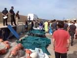 Naufragio frente a Lampedusa