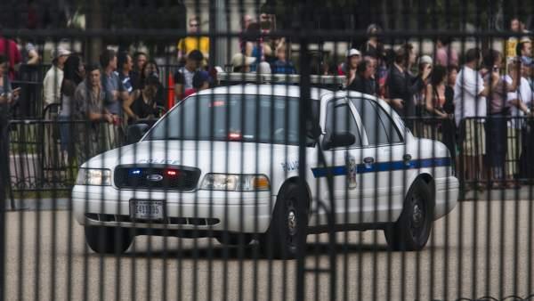 Disparos cerca del Capitolio