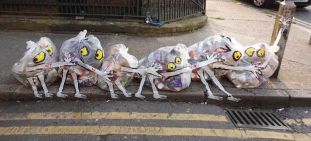 Art is Trash - London