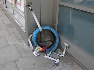 Art is Trash - London - 2