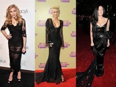 Madonna, Miley Cirus y Lady Gaga