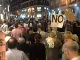 Protesta del 15-M