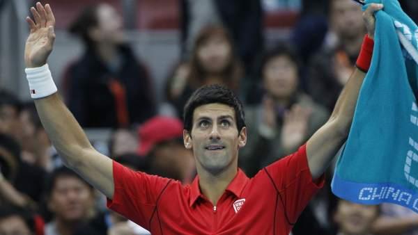 Djokovic, en Pekín