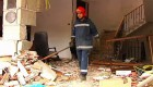 Explota una bomba en Beade, Orense