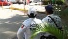 Golpe policial en M�xico
