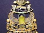 Imagen del tesoro de Tutankamon.