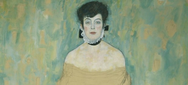 'Portrait of Amalie Zuckerkandl', 1917-18